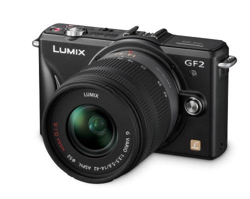Panasonic Lumix DMC-GF2 + G VARIO 14-42mm