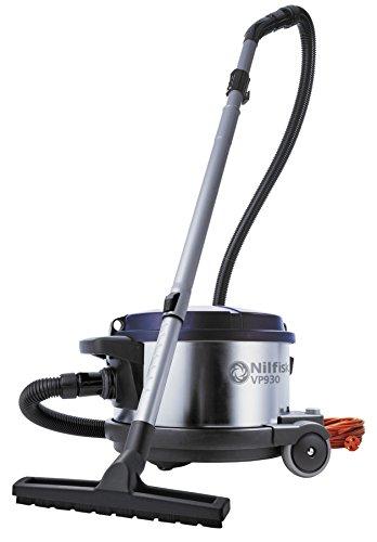 Aspirateur industriel Nilfisk VP930 HEPA Blue   Émission de poussière A   Haute puissance d aspiration – Modèle Campagne
