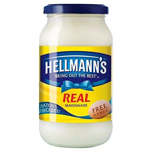 Hellmanns echte Mayonnaise - 400g x 2 Dopplepack