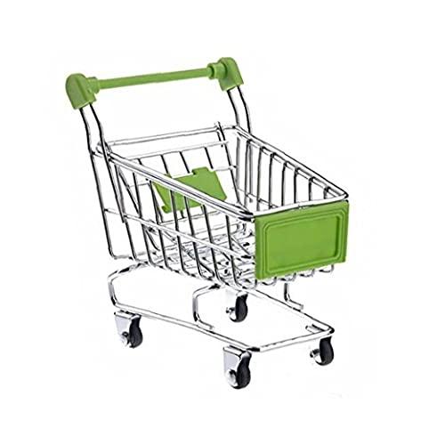 YepYes Herramientas De Juguete Muebles De La Casa Creativo del Almacenaje Mini Carro De Compras De La Máquina De Muñecas Accesorio para Niños