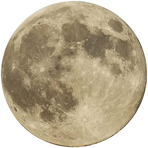 Quadro su Vetro Acrilico - La Luna - Moderno Stampa 60 CM
