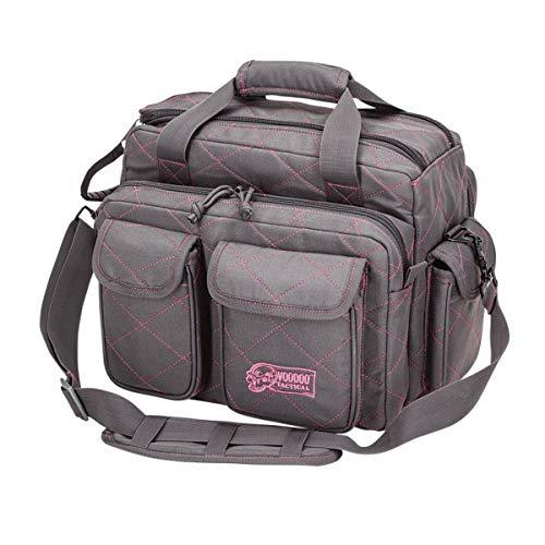 Standard Scorpion Range Bag - Lady Voodoo Custom Series, Gray/Pink