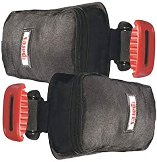 Mares MRS Plus (Mechanical Release System) Integrated Weight Pockets for All Mares BCD's (pair) - MD, LR, XL (13 lbs each)