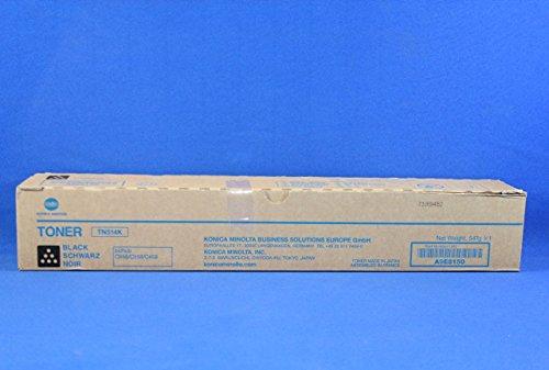 Konica Minolta TN-514K Original Negro 1 Piezas - Tóner