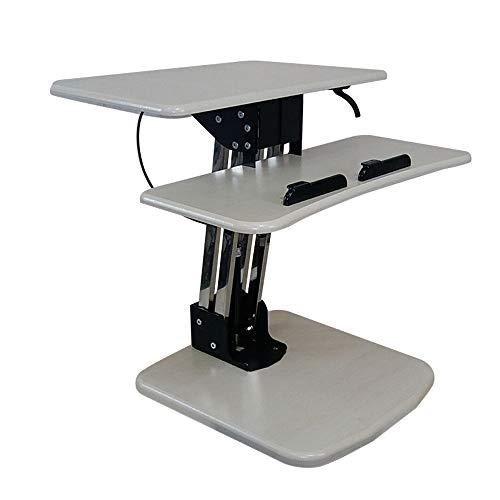 Jia He Lapdesks Desktop-Computer-Schreibtisch - Stand-Up-Laptop-Tischständer Büro-Zervikale Pflege Computer-Schreibtisch Verstellbare Tischhöhe Optionale Farbe, Größe
