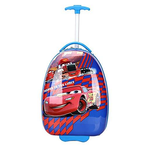 Schulkinder Trolley Rucksack Tasche Flash Wheel Rucksack, kann schieben und ziehen