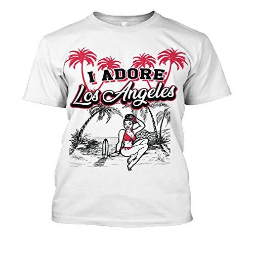 Celebrity Tshirts I Adore Los Angeles