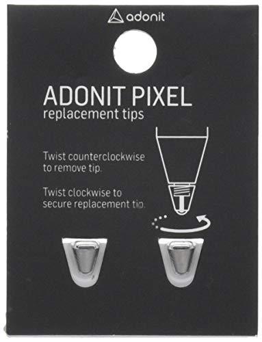 Adonit Ersatzspitze (Replacement Tip) im 2er-Pack für den Adonit Pixel Stylus - ADRETIPPX