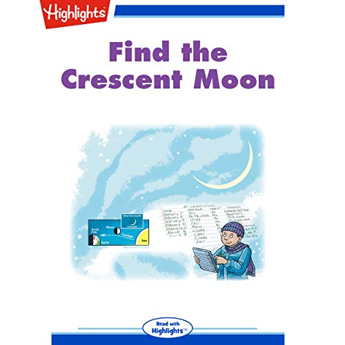 Find the Crescent Moon copertina