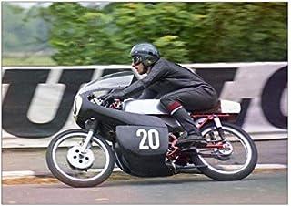 A1 Poster of Bob Ware (Yamaha) 1971 Ultra Lightweight TT (20588384)