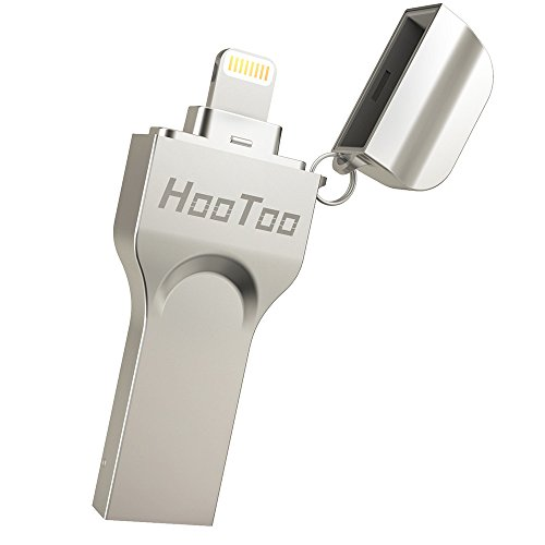 HooToo Clé USB iPhone Clé USB 64 Go...