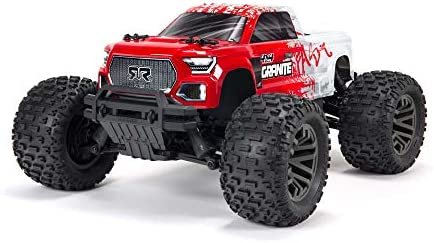 ARRMA 1 10 Granite 4X4 V3 3S BLX Brushless Monster RC Truck RTR Transmitter and Receiver Included product image