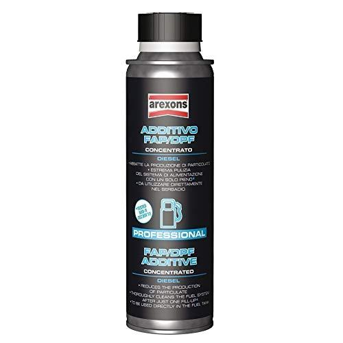 AREXONS 1205357 Additivo Fap Dpf Motore Diesel, 325 ml, Naturale