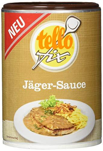 tellofix Jäger-Sauce 170 g / 1.7 l (1 x 170 g)