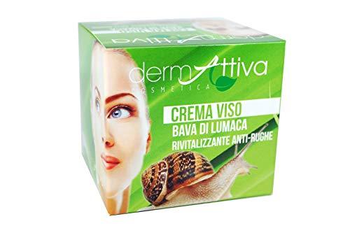 Dermattiva Crema Anti Rughe Bava di Lumaca, 50 ml