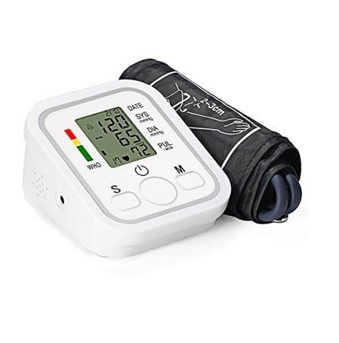 Automatische bovenarm pols bloeddrukmeter