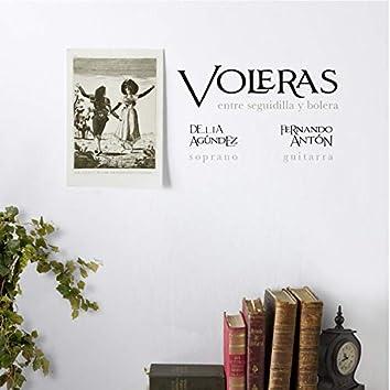 Voleras: Entre Seguidilla y Bolera