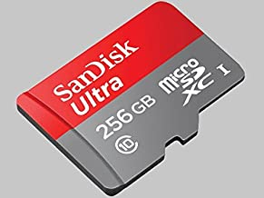 Tarjeta microSDHC Profesional para Samsung Galaxy S8 Ultra SanDisk con Formato Custom de Alta Velocidad, sin Pérdida. Incluye Adaptador SD Estándar. (UHS-1 Clase 10 Certificado 80MB/seg)