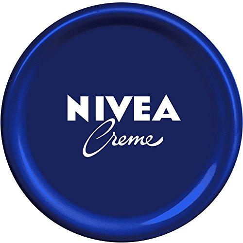 NIVEA cream Pot, 200 g - Lot of 2 80132
