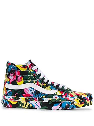 Kenzo Luxury Fashion Damen FA52SN600F8799 Schwarz Baumwolle Hi Top Sneakers   Frühling Sommer 20