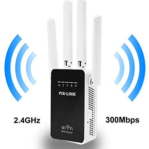 Antena WiFi de largo alcance PIX-LINK
