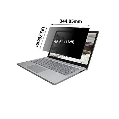 ARCANITE Sichtschutzfilter für 15,6Zoll Widescreen Laptop-Monitor (16:9)