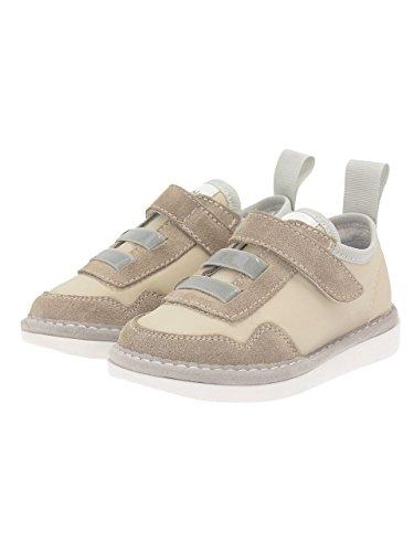 PANCHIC MainApps - Zapato con cordón elástico Beige Size: 31 EU
