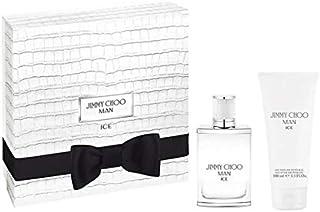 JIMMY CHOO Ice for Men Eu De Toilette 50 ml + 100 ml Shower Gel Set