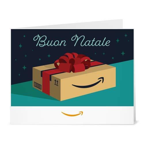 Buono Regalo Amazon.it - Stampa - Pacco Amazon di Natale