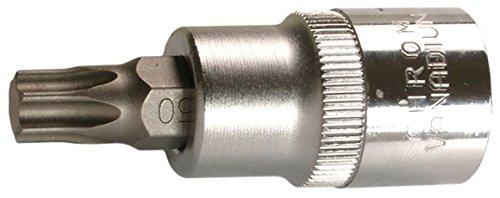 SW-Stahl Pièces Profil T Douille T50 x 53 12,5 mm, 1/2 Entraînement Courte, 05246sb
