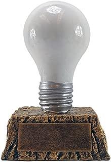 light bulb trophy award