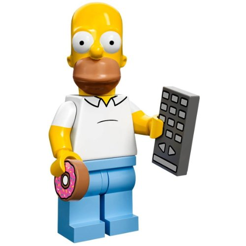 LEGO Minifiguren 71005 The Simpsons: Homer Simpson