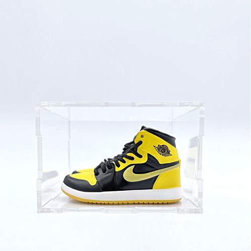 ahliwei Llavero, Zapatos De Baloncesto 3D Tridimensionales, Zapatos Pequeños, Adornos para Bolsos De Pareja, Zapatillas Creativas, Manualidades, Regalos 18