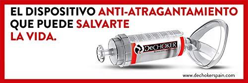Dechoker - dispositivo médico anti-atragantamiento (Bebés)