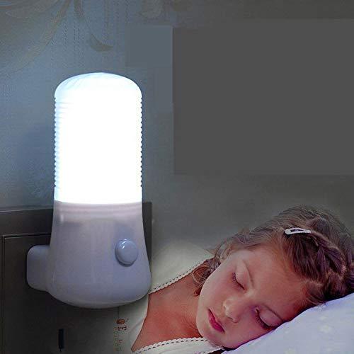 Uso En El Hogar Luz Nocturna Luz Nocturna LáMpara De Noche Para NiñOs Dormitorio De Bebé LáMpara De Noche Para Dormir Con Interruptor