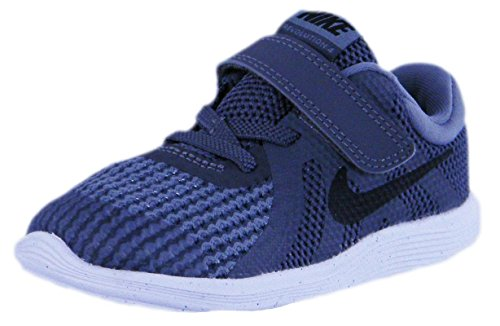 Nike Kids Baby Boy's Sunray Protect 2 (Infant/Toddler) Black/White 4 Toddler
