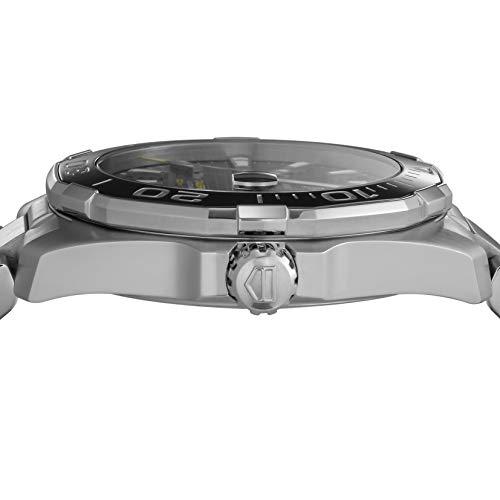 [タグ・ホイヤー] 腕時計 アクアレーサー キャリバー5 WAY201A.BA0927 メンズ 並行輸入品 シルバー