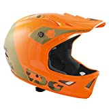 TSG Squad Graphic Design Casco, Unisex Adulto, Naranja, Small