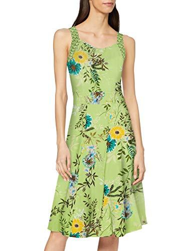 Joe Browns Damen Caroline's Favourite Dress Lssiges Kleid, A-grün, 38