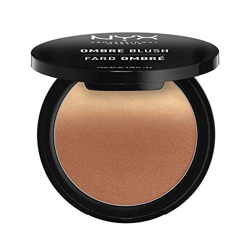 NYX PROFESSIONAL MAKEUP Ombre Blush, Nude To Me