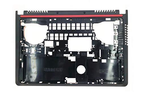 HuiHan - Cover di ricambio per telaio con base inferiore per Dell Inspiron 15 5000 5576 5577 7000 7557 7559