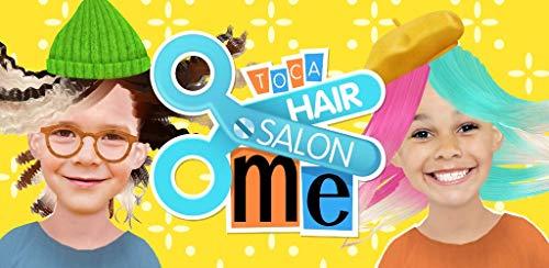 『Toca Hair Salon Me』のトップ画像