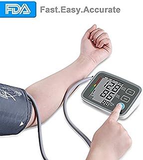 Upper Arm Blood Pressure Monitor, Ann Bully BP Monitor with Memory Storage,Digital Blood