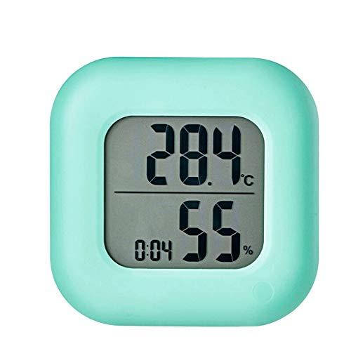 WPL Thermomètre Thermomètre électronique et hygromètre thermomètre hygromètre Ménage Chambre bébé Sec Horloge Thermomètre Rappel Confort Higrómetro