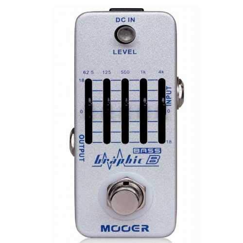 Mooer B 5-Band Equalizer Pedal