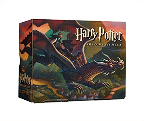 [By J. K. Rowling] Harry Potter Box Set (Books 1-7) [Paperback] Best selling book for-|Children's School Issues|