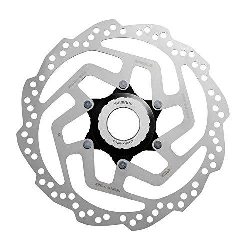 Shimano SM-RT10 Disco freno da 180 mm, di colore argento