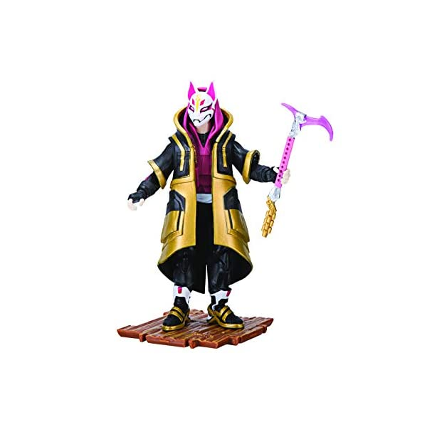 Jazwares- Fortnite Figura Solo Mode Deriva (Drift), Multicolor (FNT0012) , color/modelo surtido 2