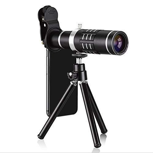 J-Love Binoculares para Adultos, Telescopio práctico 12X32 Binoculares Video Telescopio práctico Foto Telescopio práctico Telescopio práctico multifunción