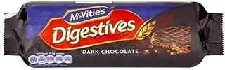 Mcvities Digestive Dark Chocolate 300g 2 Pack
